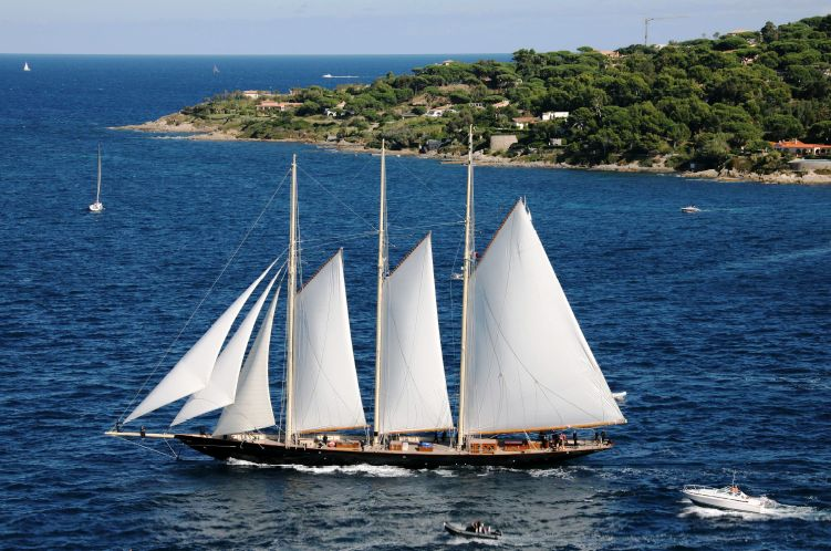 Sailing Schooner ATLANTIC