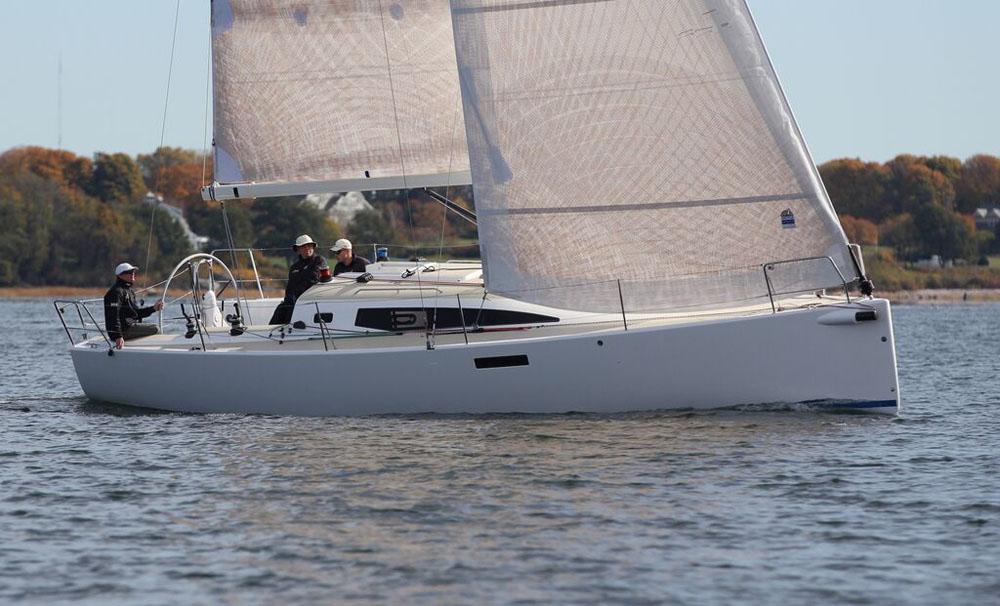 Miglior Barca Sportiva sopra i 30 piedi: J/112e