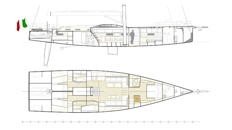 Mylius 65 fd una barca tutta italiana che vuole dettare uno stile - Doccia all italiana ...