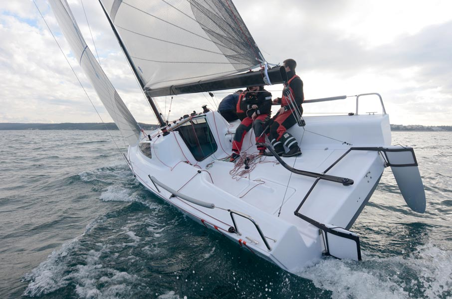 "Miglior ""Small-Cruiser"": Seascape 24"