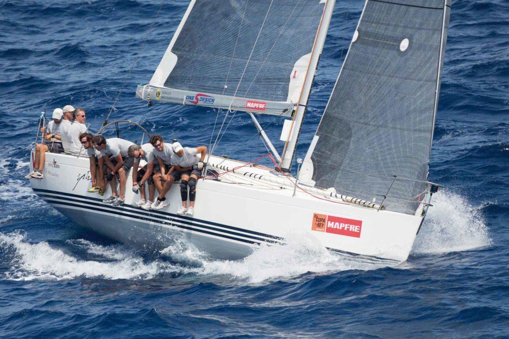3. Alessandria Sailing Team / Spirit of Nerina (X-35)