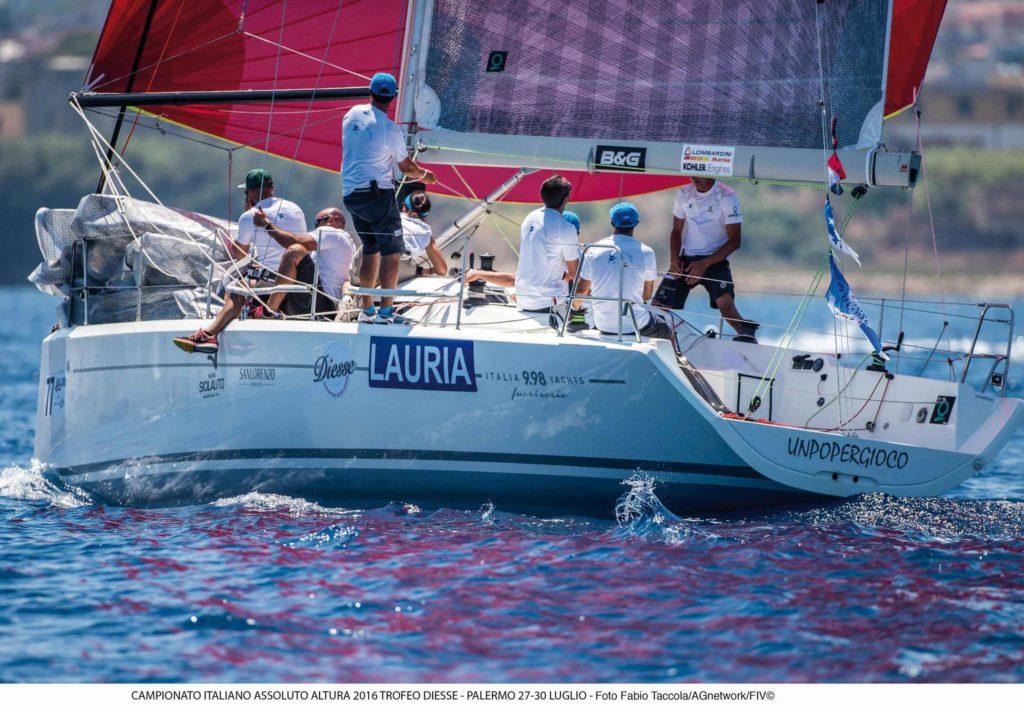 7. Marco Balicco / Lauria(IY 9.98)