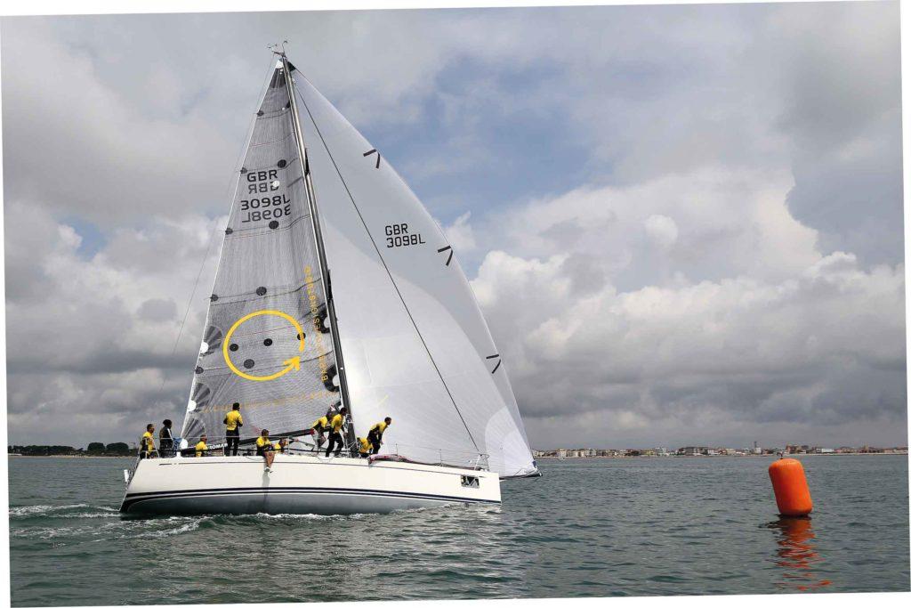50. Renzo Grottesi / Bewild (Swan 42)