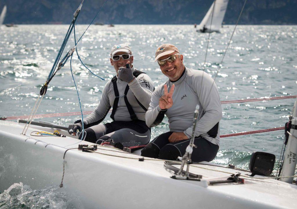 63. Diego Negri e Sergio Lambertenghi