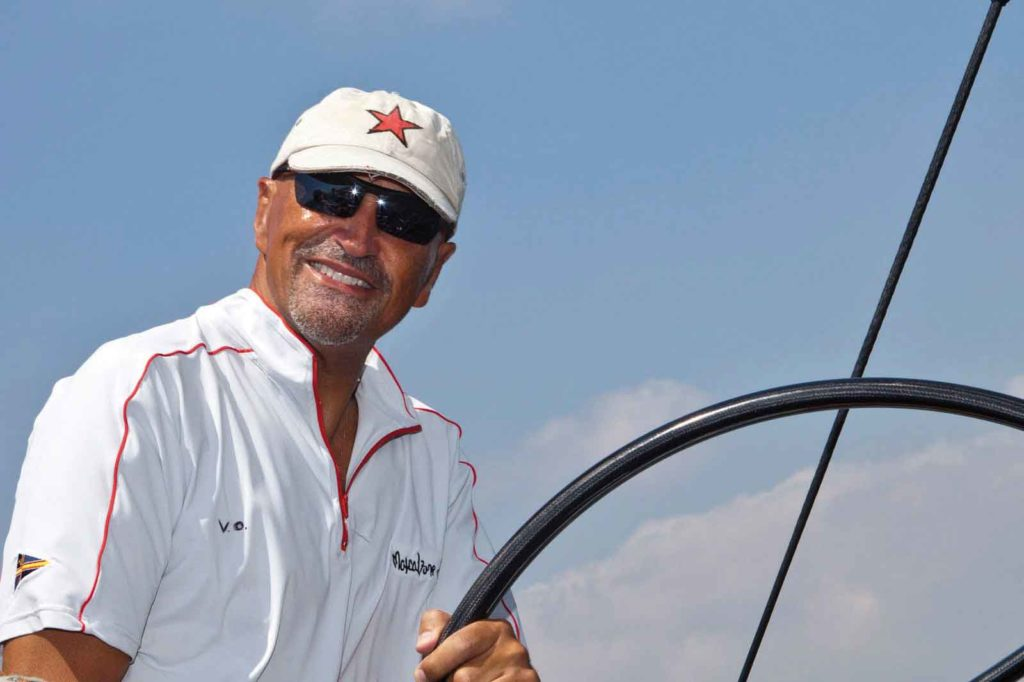 64. Vincenzo Onorato  / Mascalzone Latino (Melges 32, Cookson 50, Swan 38)