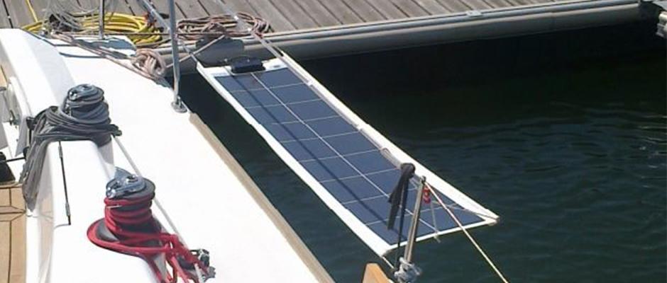 Pannello Solare Per Gommone : Incomincia a produrre energia alternativa con il nuovo kit