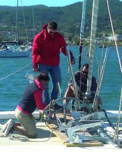Corso per skipper