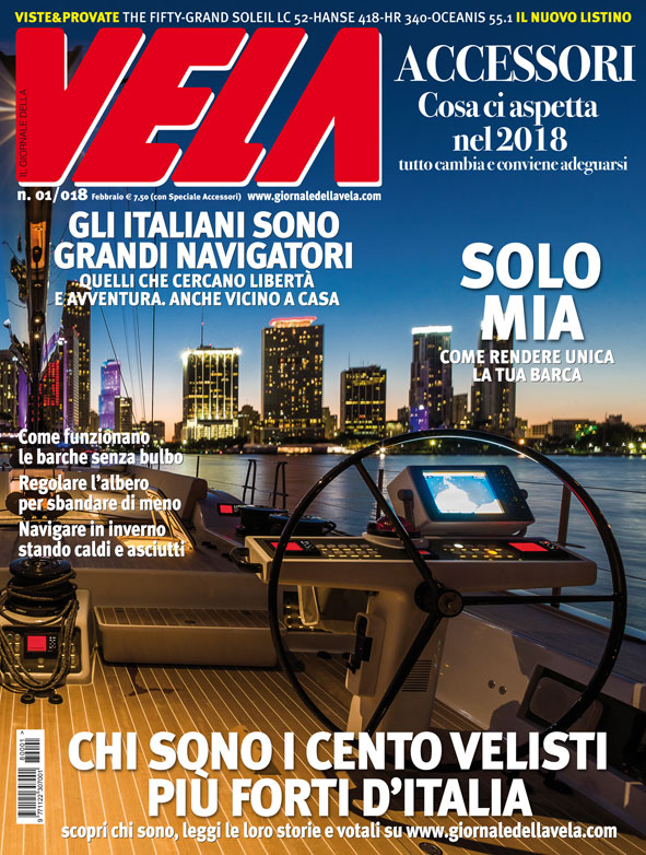 Cover Gennaio 2018