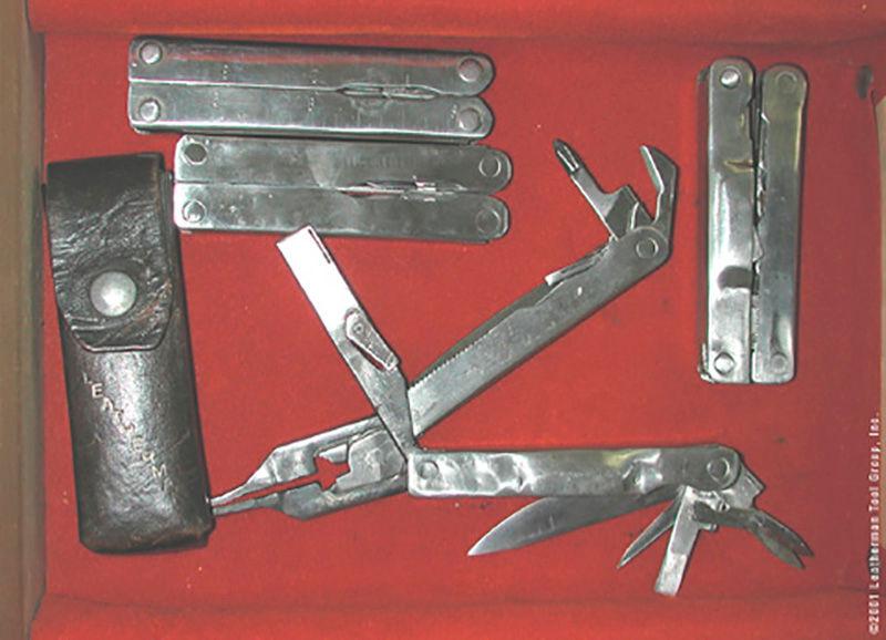 Leatherman Story: come una Fiat 600 scassata ispirò il coltello dei velisti 1466773491571082638