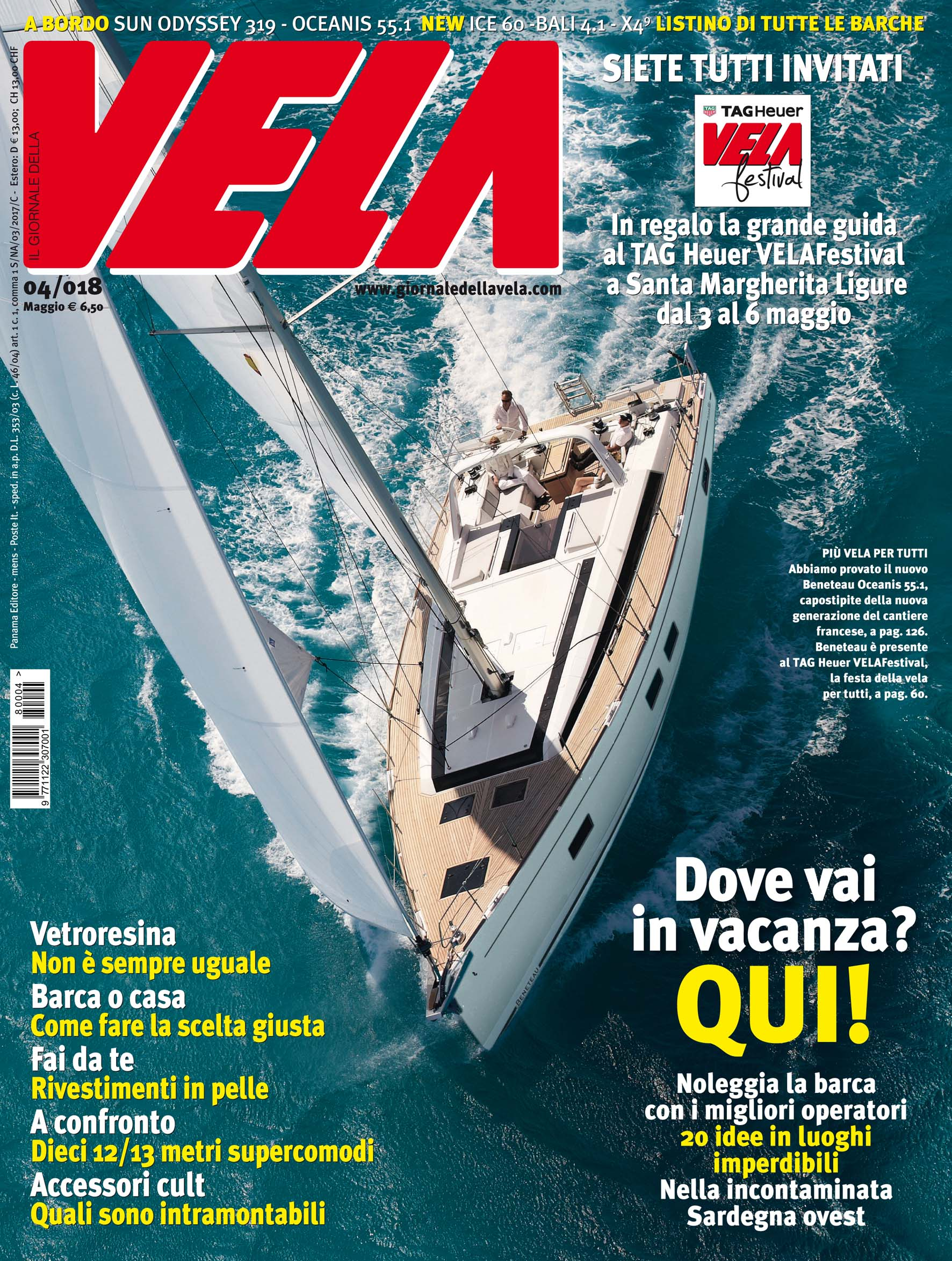 Cover MAGGIO 2018