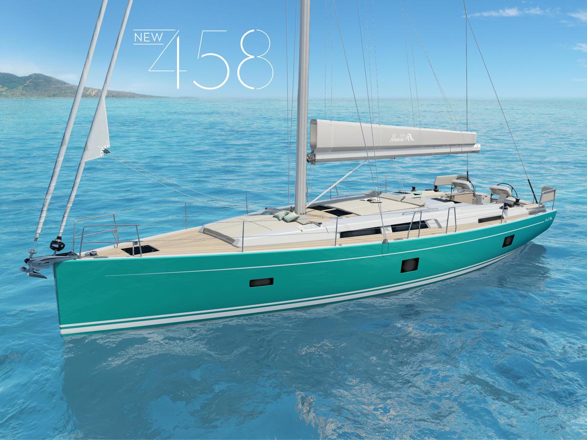 Doppietta di hanse pronto il lancio del 458 e del 508 per i saloni autunnali giornale della - Finestre per barche ...