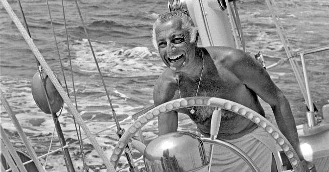 Gianni-Agnelli-in-barca