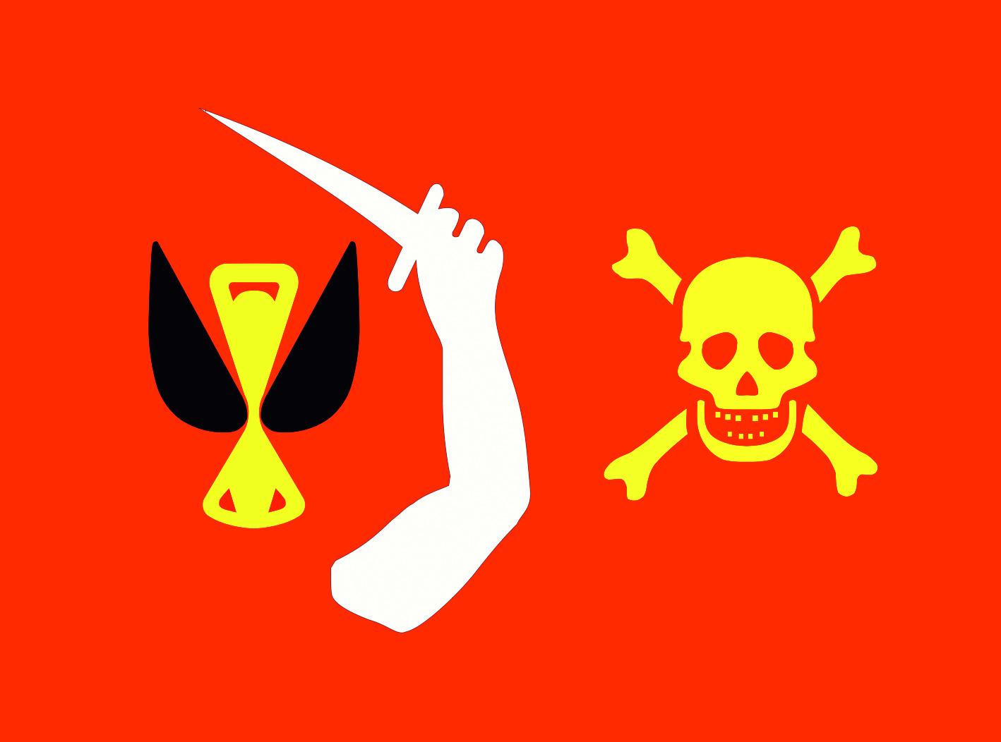 Conoscere Le Bandiere Dei Pirati E Voi Quale Scegliereste