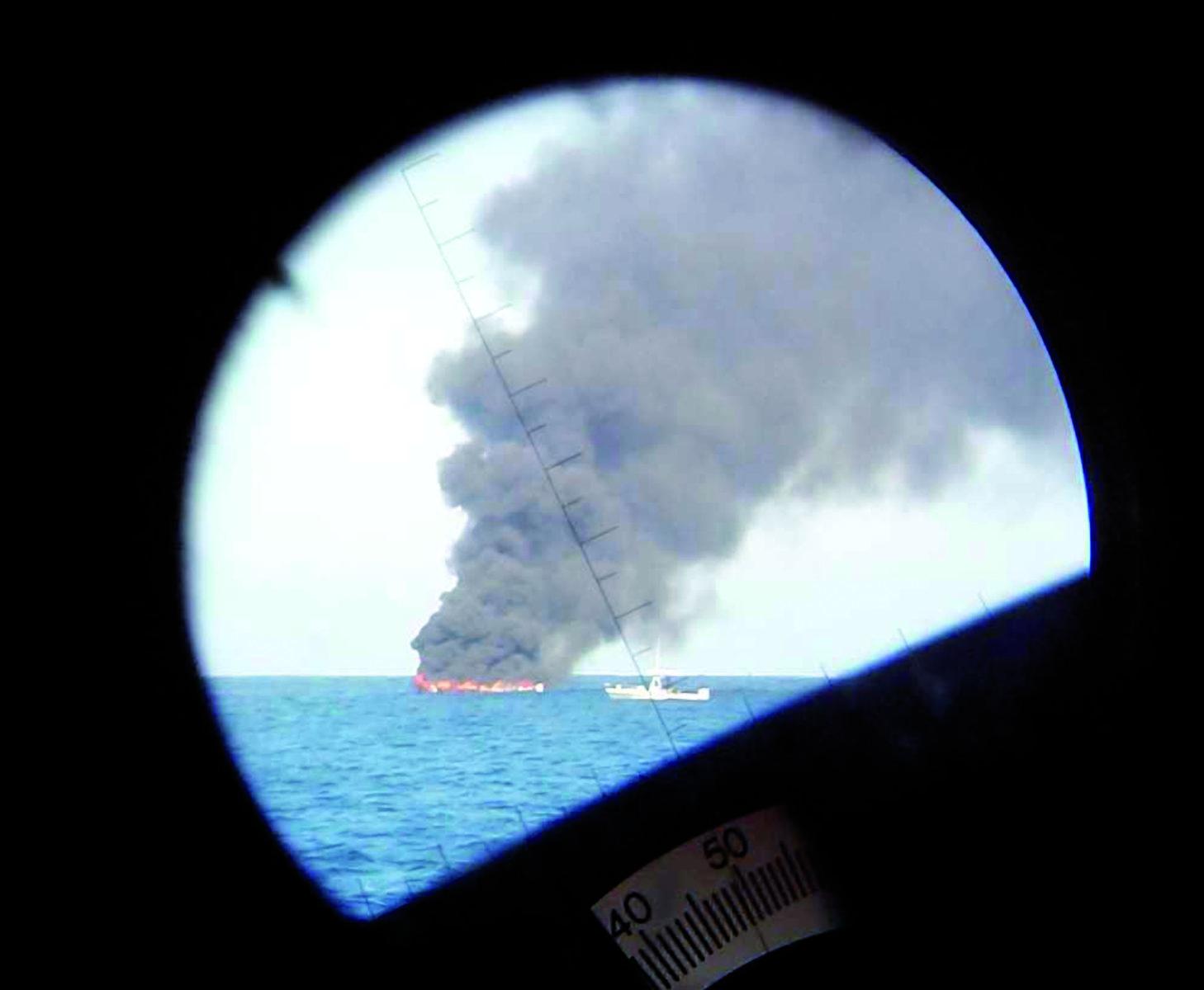 emergenze a bordo