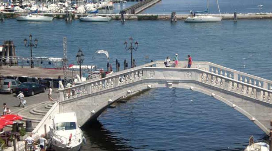 Ponte Vigo a Chioggia.