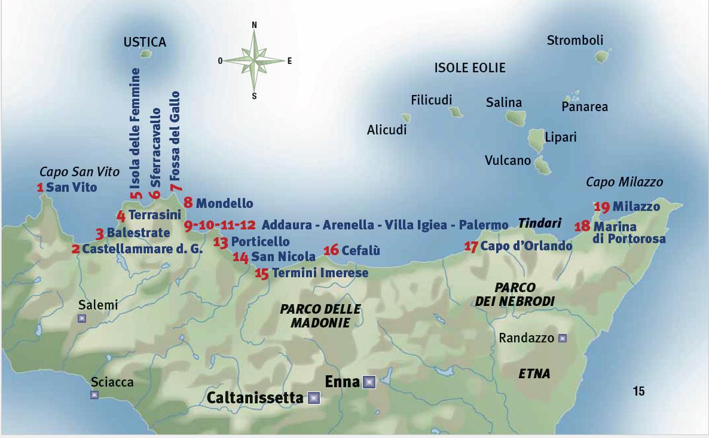 Sicilia del Nord