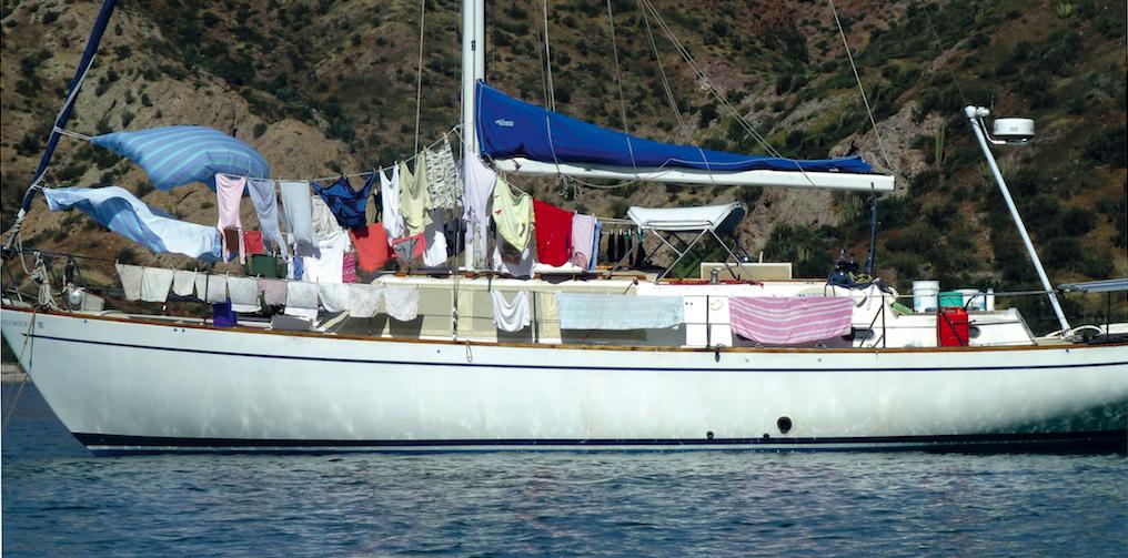 umidità in barca