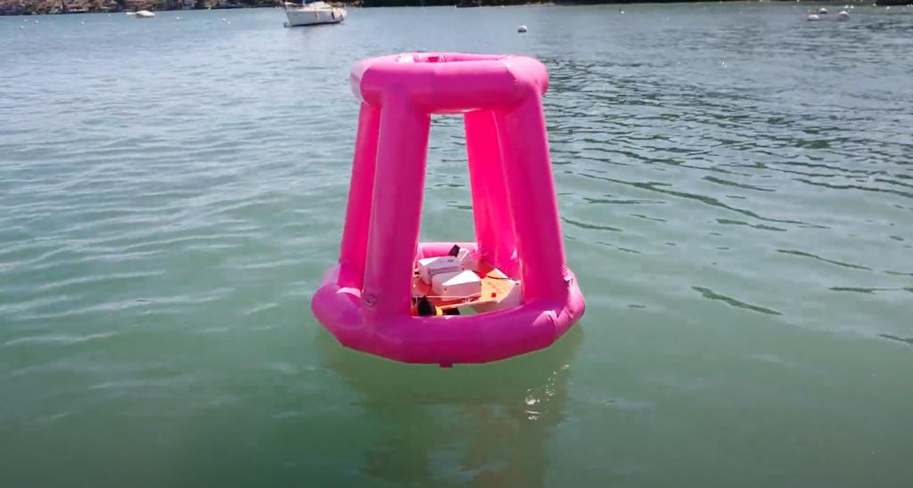 SMark buoy