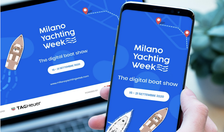 Milano Yachting Week salone digitale