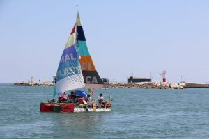 Mal di plastica sailing