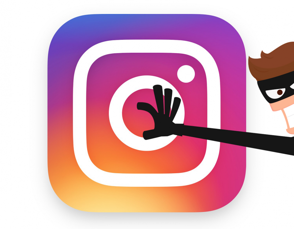 instagram rubato