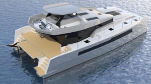 grant dalton catamarano