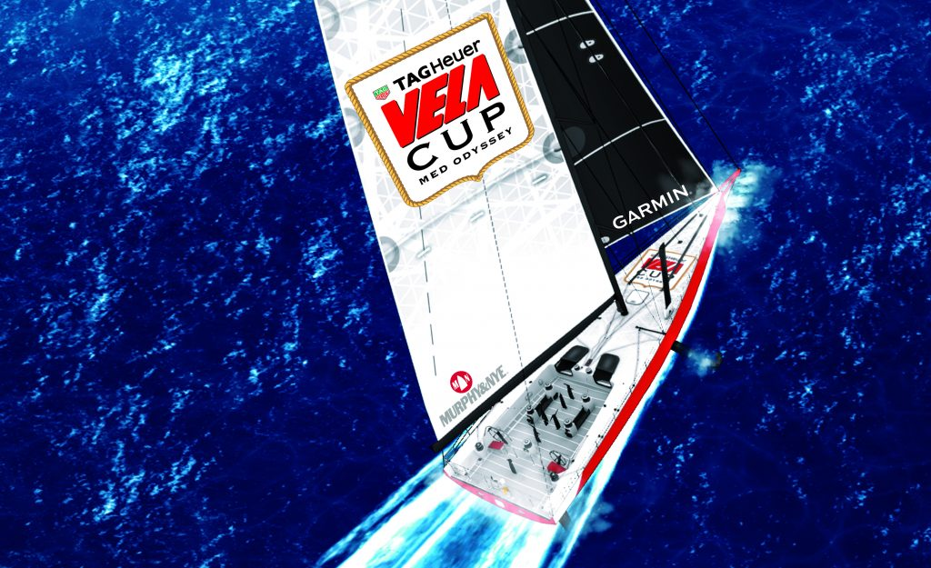 TAG Heuer VELA Cup Med Odyssey