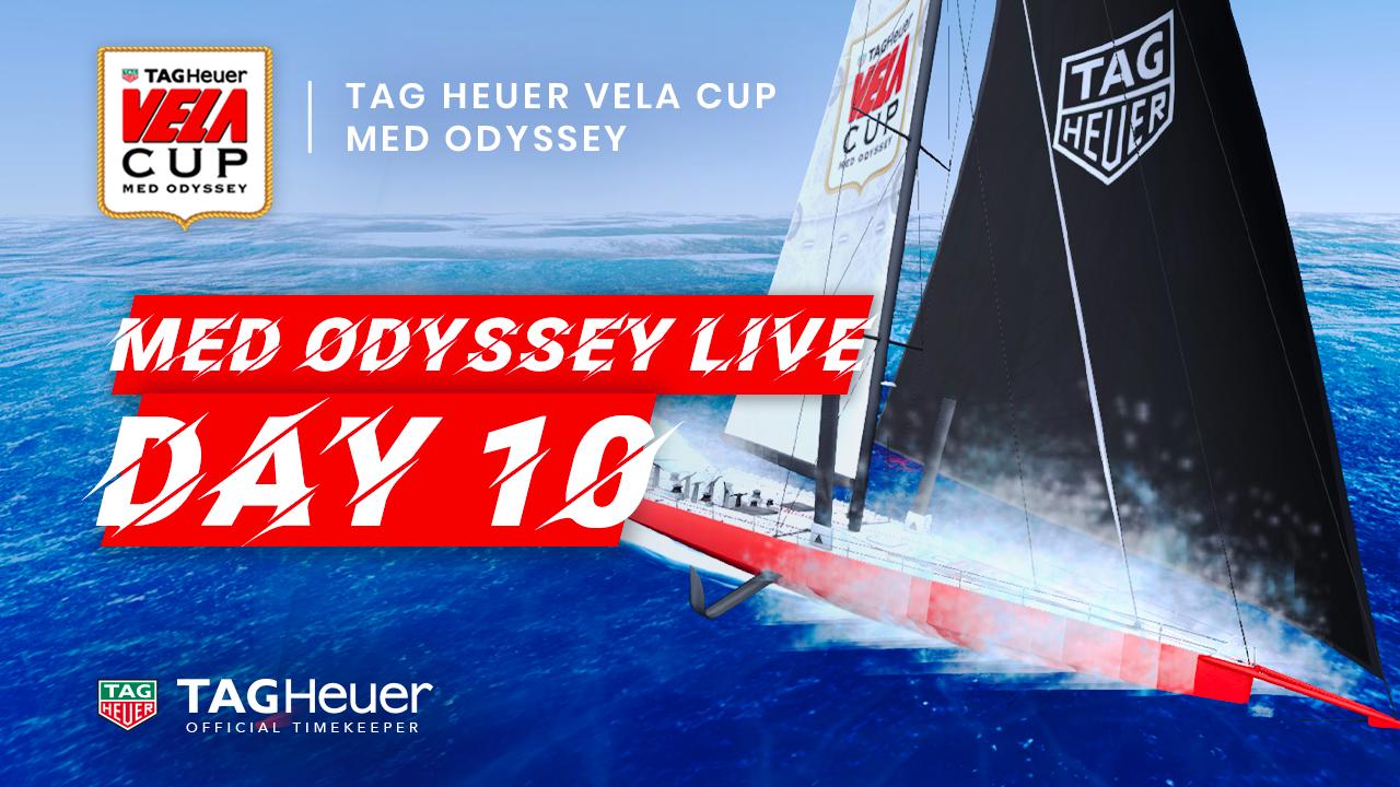 VELA Cup Med Odyssey