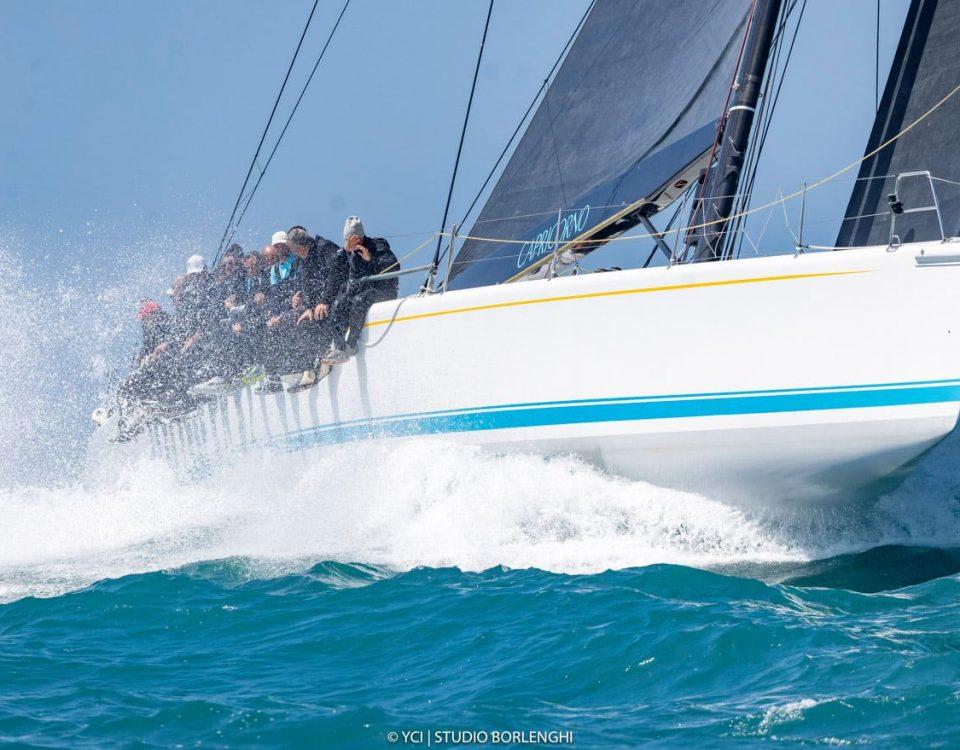 Capricorno Portofino Maxi races