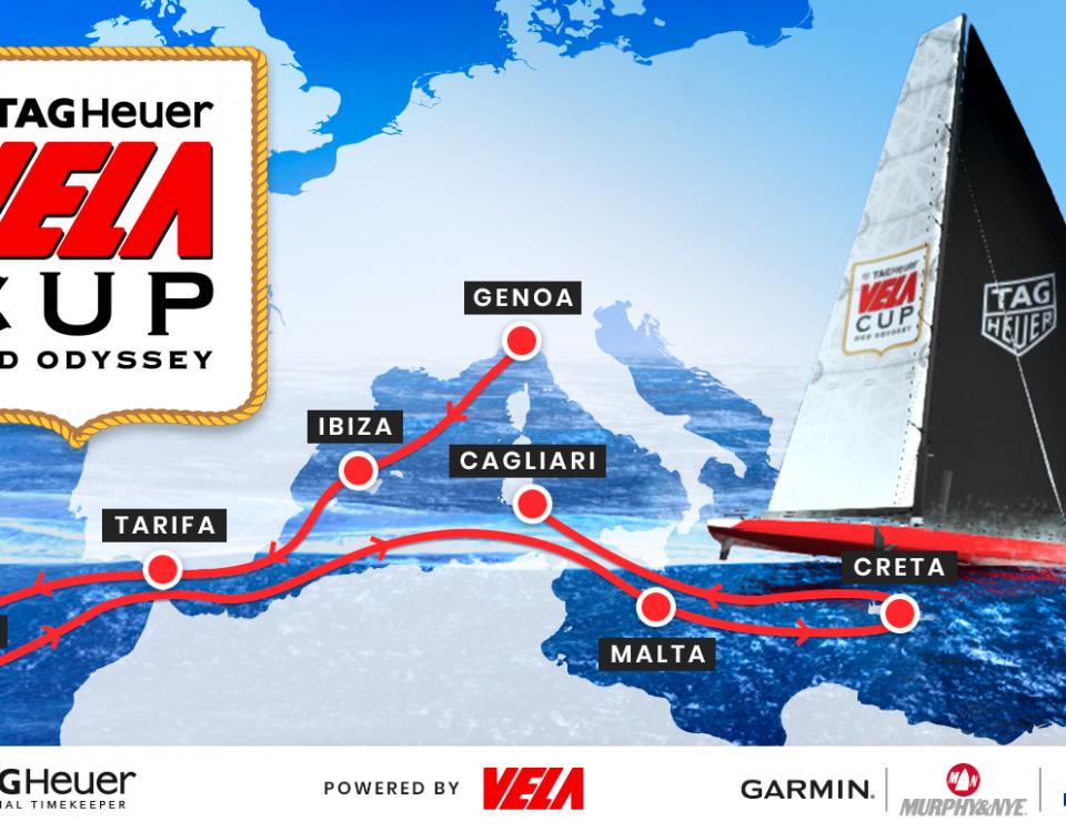 AG Heuer VELA Cup Med Odyssey