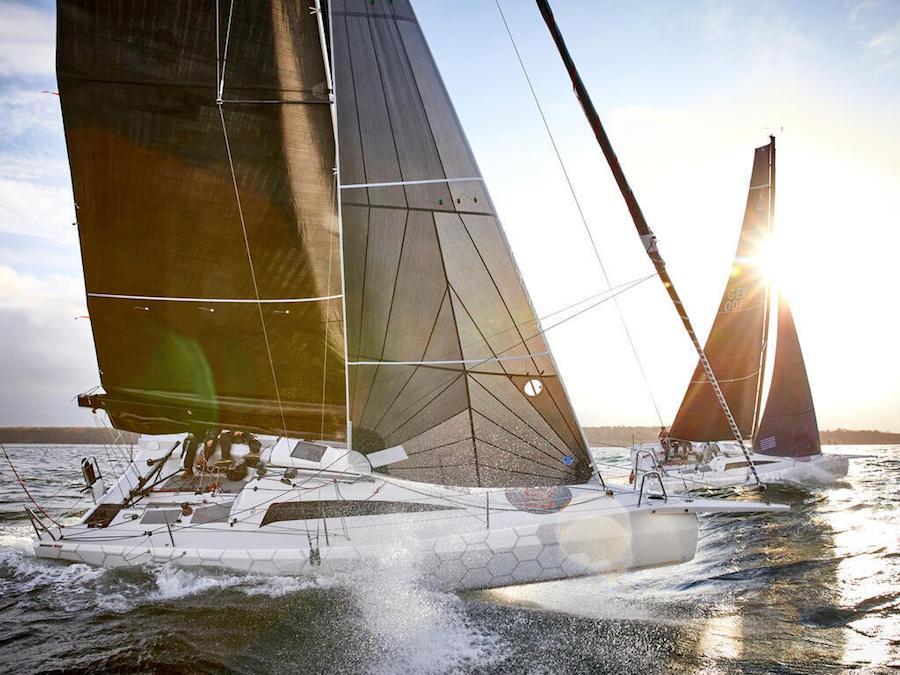 Olympics boats