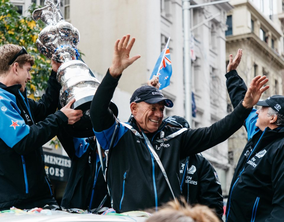 america's cup new zealand