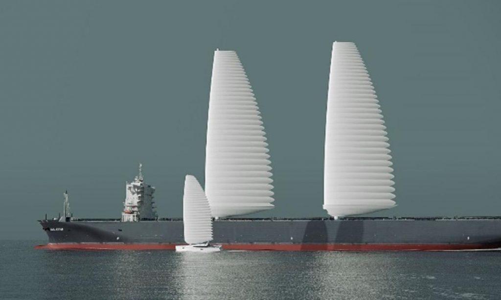 wisamo inflatable sail