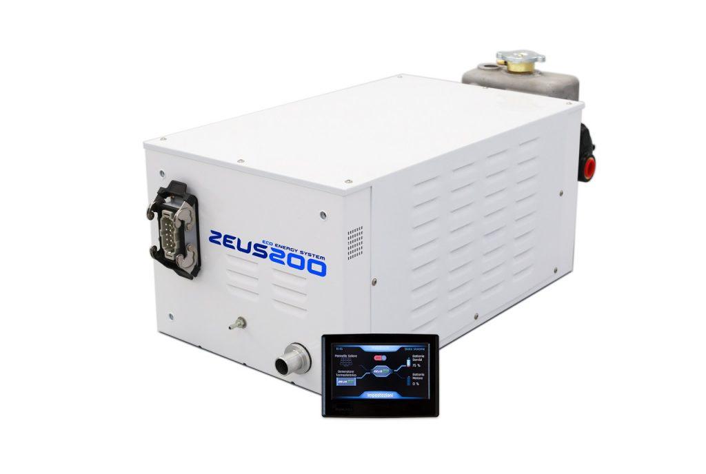 zeus200 generator