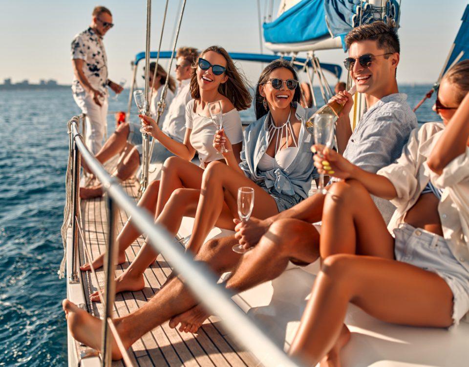skipper and charter