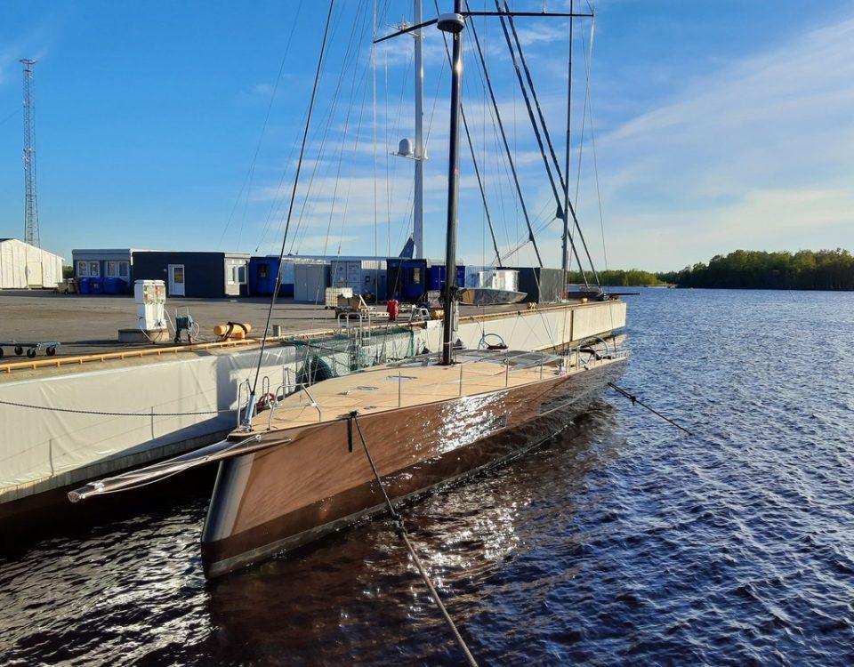 baltic 68 cafè racer