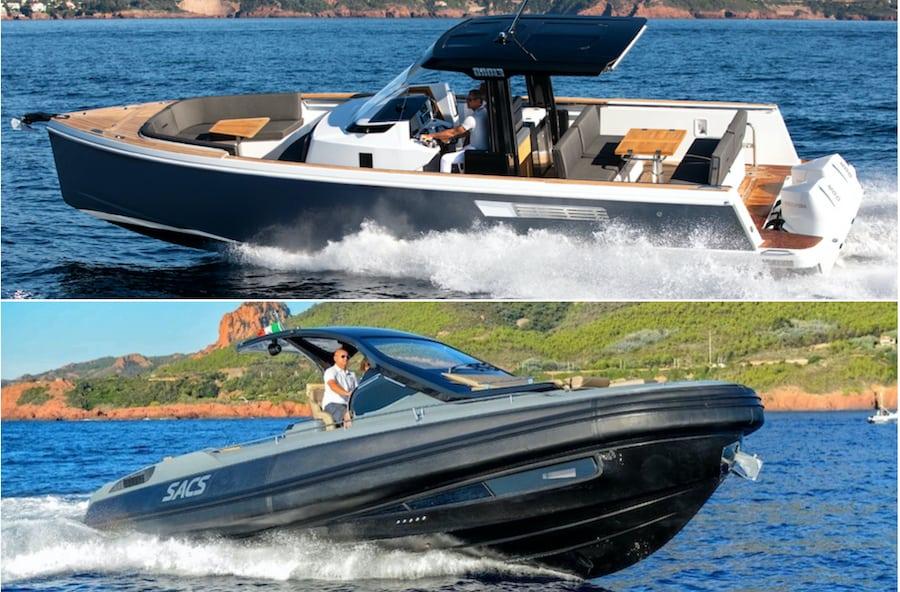 12-meter open boat