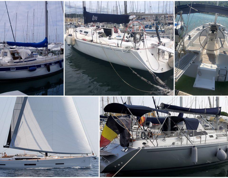 barche usate 11-17 m