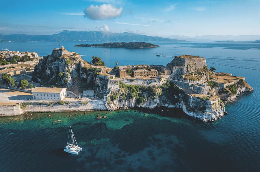 grecia corfù
